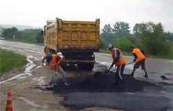 Сколько потратят на ремонт дорог Вязьмы в 2017 году?