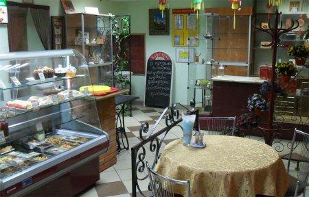 Кафетерий на ул. Восстания