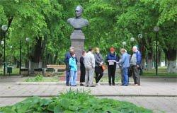У вязьмичей появился шанс сохранить сквер адмирала П.С.Нахимова