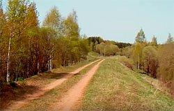 Заброшенная железнодорожная сеть вокруг Вязьмы
