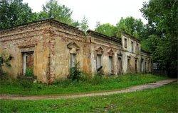 Деревня Юшково Вяземский район