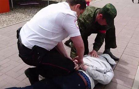 Официальная версия инцидента и задержания в Центральном парке