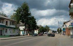 Улицы Вязьмы