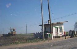 Алексеевский переезд закрывается на ремонтные работы