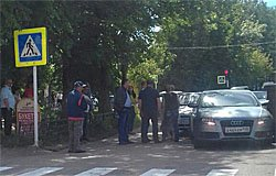 Дорожно транспортные происшествия в Вязьме за 20 июня