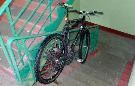 В Вязьме задержан подозреваемый в краже велосипеда
