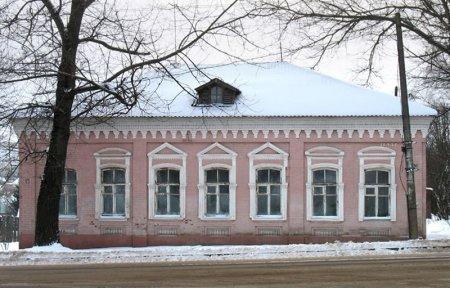 Вязьма улица Смоленская