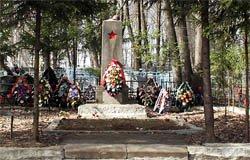 Фроловское кладбище Вязьма