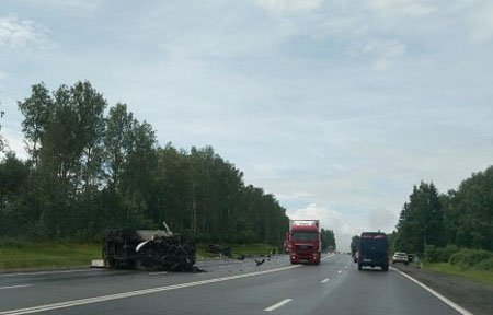 ДТП на 212 километре «Москва-Минск» унесло жизни двух женщин