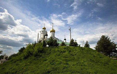 Храмы Вязьмы