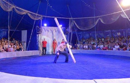 Цирк Сочи и Ко в ДК Центральный 17 июля