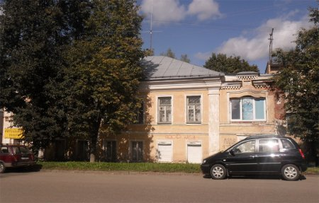 Вязьма улица Ленина