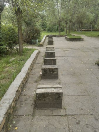 Парк на Юбилейной