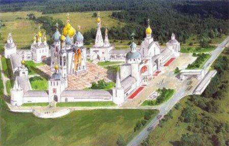 Спасо-Богородицкий Одигитриевский женский монастырь