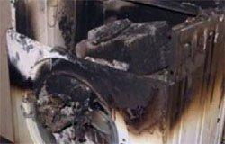 На Кашена стиральная машинка чуть не сожгла квартиру
