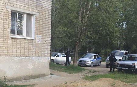 Видео штурма СОБРом общежития на Юбилейной