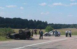 На автодороге Вязьма Хмелита в результате ДТП пострадал человек