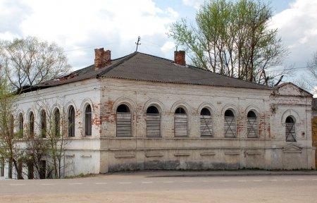 Комсомольская улица Вязьма