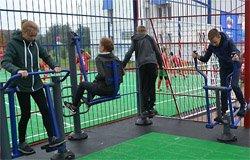 Спортивная площадка на Ползунова становится проблемной