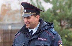 Житель Вязьмы благодарит сотрудников полиции