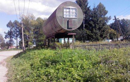 Дом бочка в Вязьме