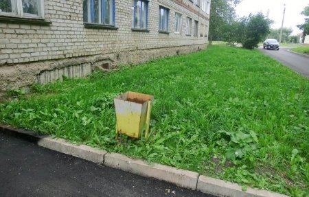В одном из городских дворов появилась комфортная среда