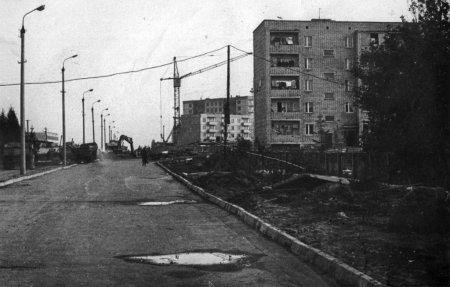 Вязьма улица Строителей