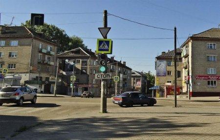 Вязьма улица Кронштадтская