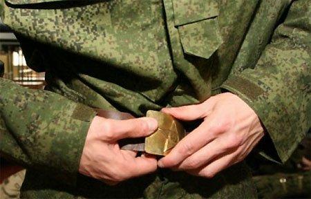 В воинской части 48886 ефрейтор сломал челюсть солдату