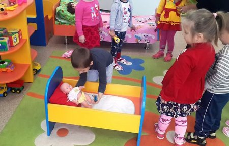 Вязьма детский сад № 11