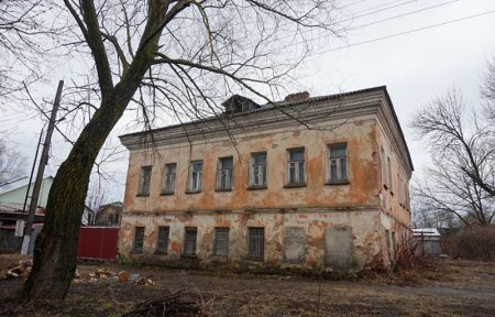 Памятник архитектуры по ул. Нижнее Течение обрел хозяина