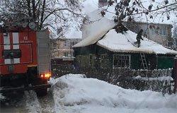 В пожаре на улице Кронштадтской погибла многодетная мать