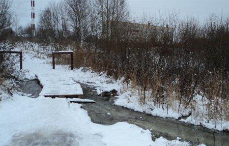 Микрорайон Московский затопили канализацией