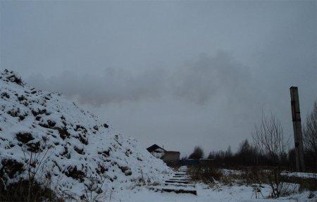 Жители Московской задыхаются от выбросов HOTROCK