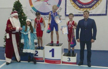 Вязьмичка Наталья Горлова заняла третье место в турнире по вольной борьбе