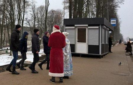 В Вязьме прошёл флешмоб «Вязьма, выходи гулять»