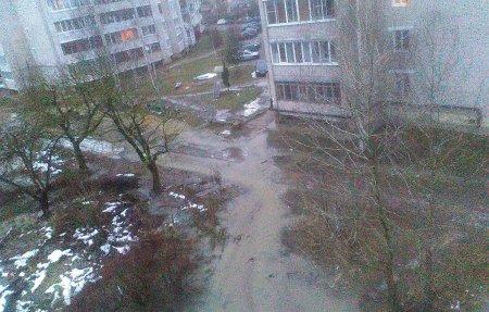 Праздничное отключение воды в Вязьме