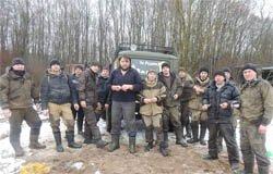 6 января под Кайдаково были найдены останки 32 солдат