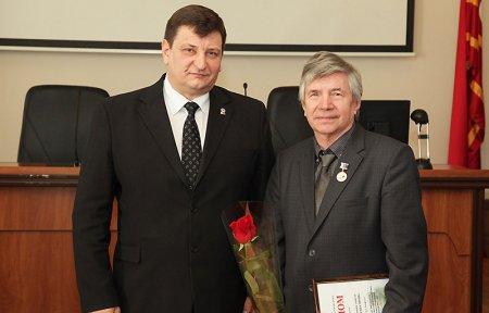 За лучшее освещение деятельности власти вяземские журналисты получили награды