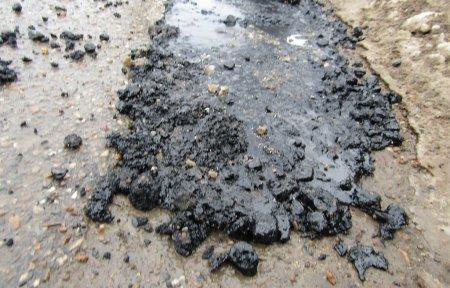 В Вязьме начался зимний ремонт дорог