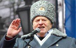 Жириновский в Вязьме. Предвыборная кампания за 10 минут