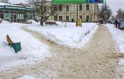 Для расчистки тротуаров Демидова привлечет студентов