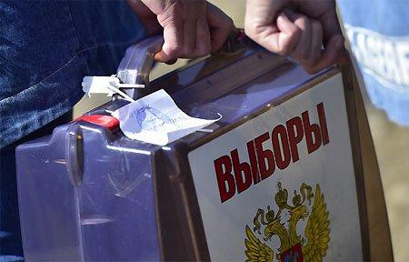 Жителей Вязьмы заставляют идти на выборы