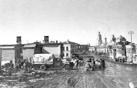 Праздничная программа 75-й годовщины освобождения Вязьмы