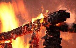 В пожаре на Юбилейной погиб мужчина