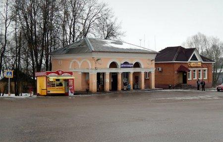 На автостанции Вязьмы умерла женщина