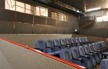 Кинозал в ДК «Московский» открывается