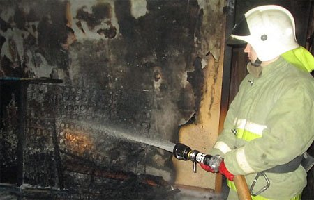 2 мая в Вязьме произошло три пожара