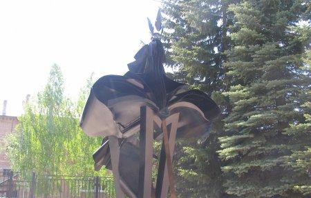 На ул. Парижской Коммуны появились волшебные перья Феникса