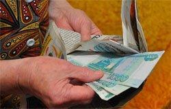В Вязьме обокрали 80-летнюю старушку
